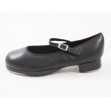 Childs/Adults Leather Buckle PRO Tap - Loose Fit Tap Plates